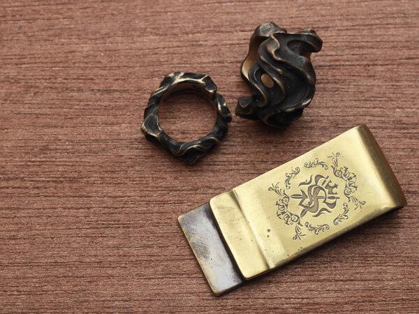 真鍮,ブラス,素材,説明