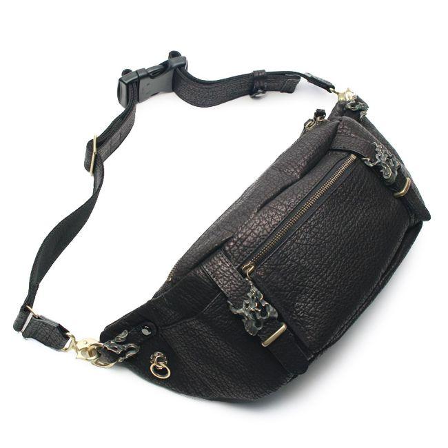 バッグ,サメ革,シャーク,スキン,レザー,エキゾチック,革製品,メンズ