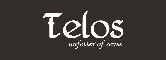 カジュアルブランドTelosロゴ