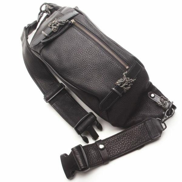 レザーブランドS'FACTORY ボディーバッグ用 レザーベルト カウレザー(牛革)カスタムパーツ 交換用ベルト