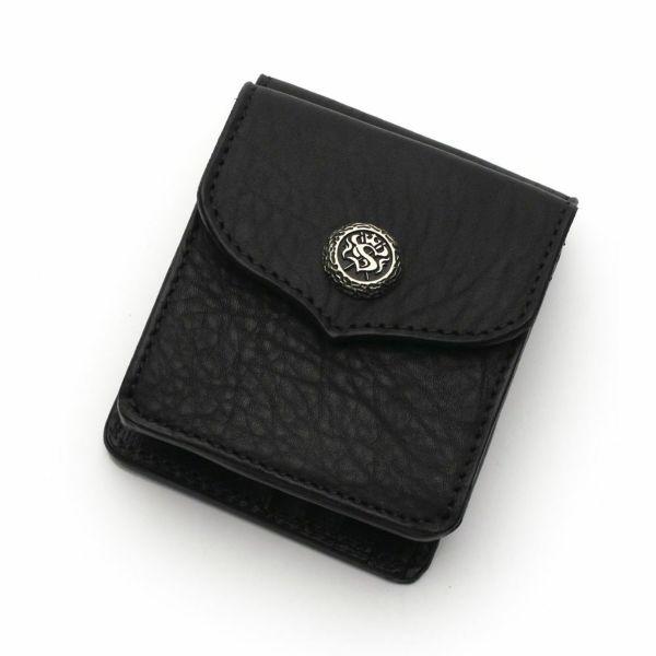 レザーブランドS'FACTORY ビルフォールド ウォレット バッファロー(水牛革) メンズ革財布