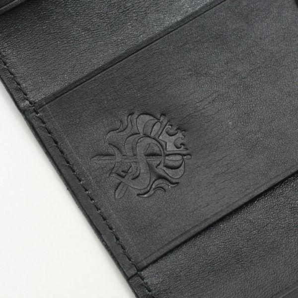 レザーブランドS'FACTORY  シンプルキーケース ポニー ターコイズブルー(馬革) 革小物