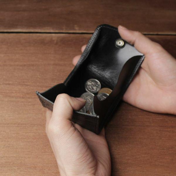 レザーブランドS'FACTORY レザーコインケース トカゲ革(リザード)