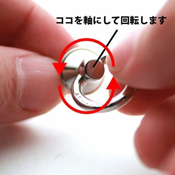 メンズ レザーブランドSALE 回転 ドロップハンドル 2個セット 亜鉛合金