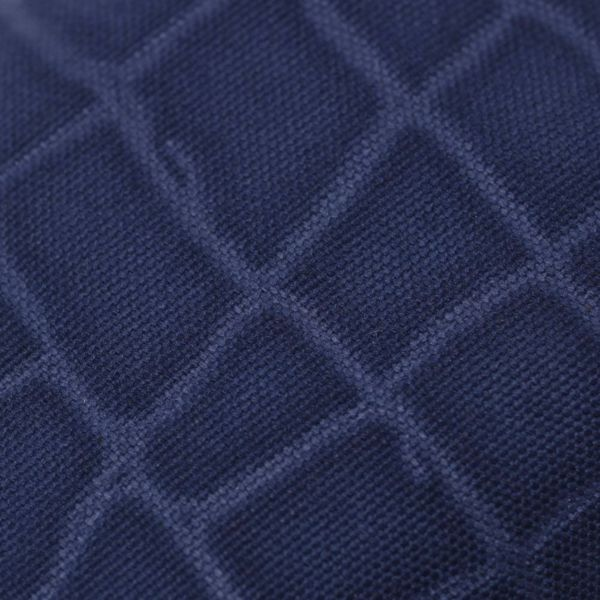 帆布 ポーチ ブルー 青 小物入れ メンズ レディース 男女兼用