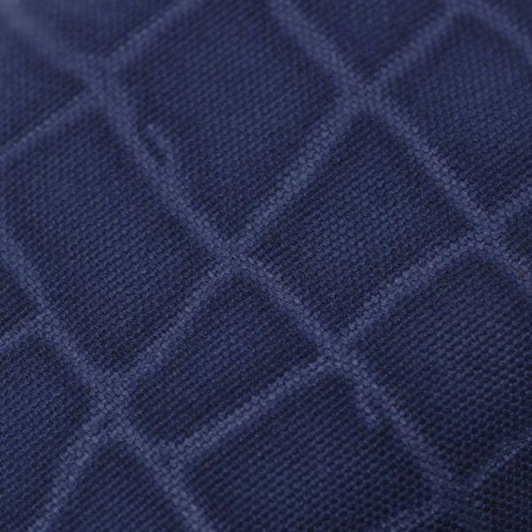 帆布 ポーチ 青 ブルー 小物入れ メンズ レディース 男女兼用