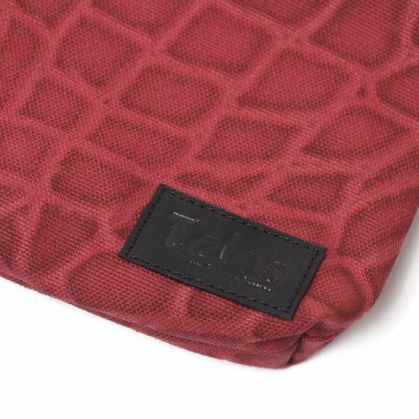 SALE,セールアイテム,帆布,ポーチ,小物入れ,レッド,赤