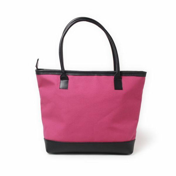 SALE,セールアイテム,トートバッグ,倉敷,帆布,ピンク,ブラック